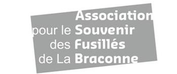 Logo de Association pour le souvenir des fusilles de la Braconne